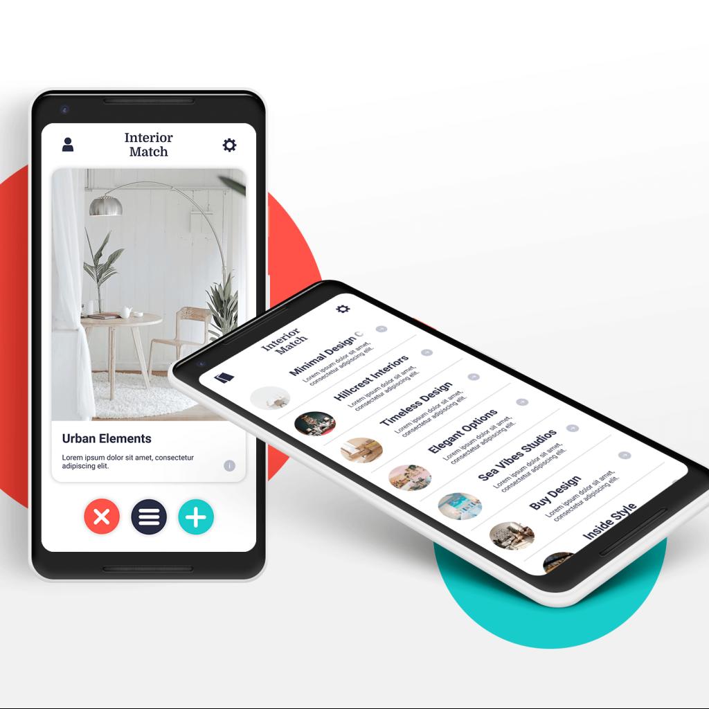 Interior Match App Prototype