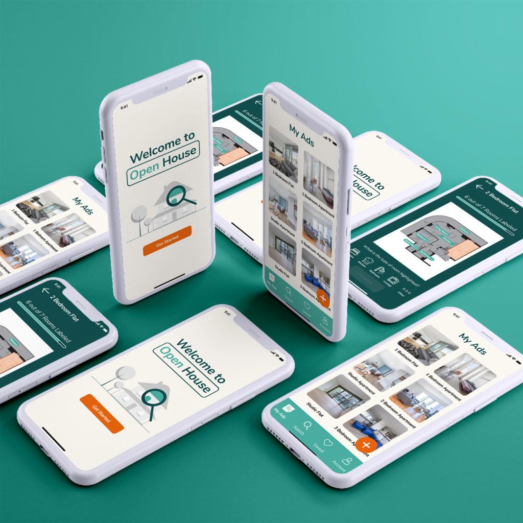 Open House App Prototype
